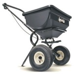 Showcasing Agri-Fab Garden Tractor Accessories (Part 2, Spreaders)