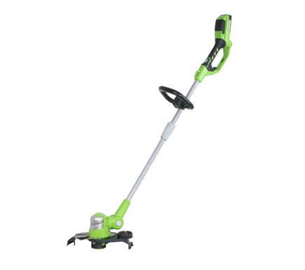 Brush Cutting Made Easier With Greenworks Battery Power