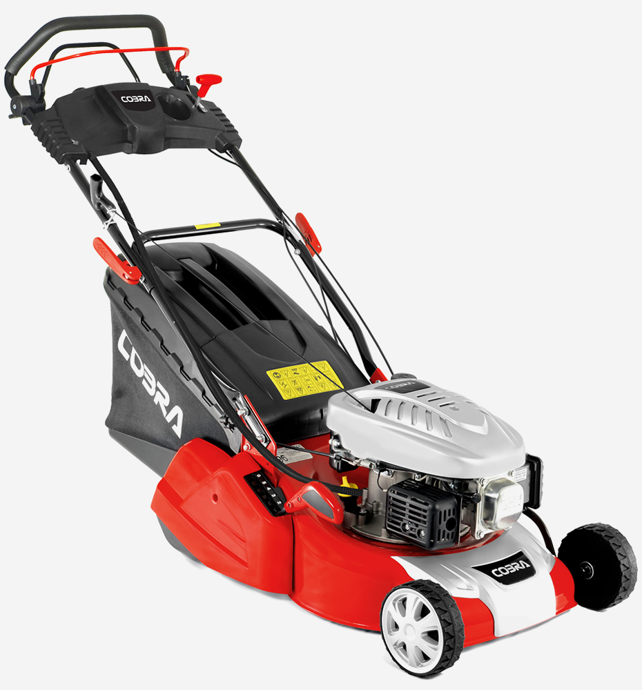 Brand New Range of Cobra Roller Mowers