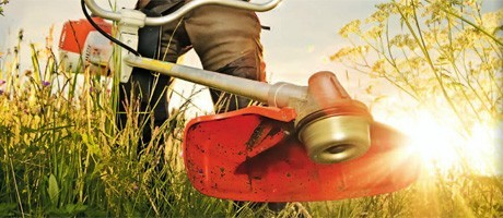 Maintaining Your Brush Cutter