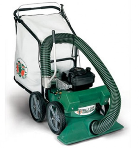 Clear Up Your Lawn With A Wheeled Vac From Billy Goat