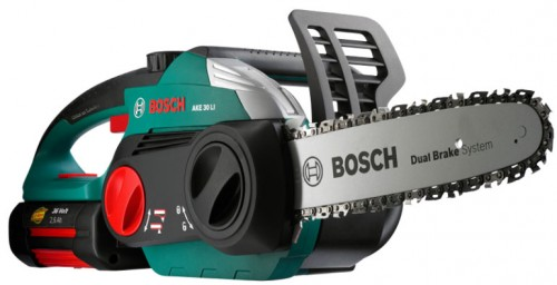 Bosch Chainsaw To Get You Through The Winter