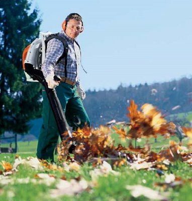 Save on Stihl Blower Vacs this Autumn & Winter