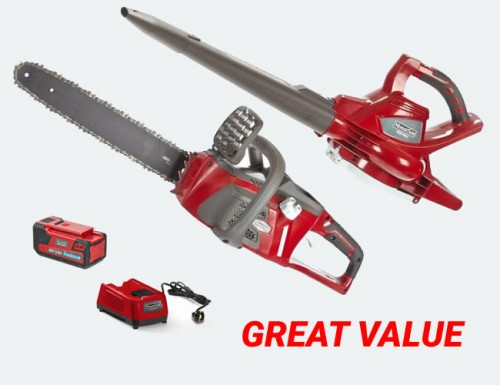 Mountfield Cordless Bundle To Set You Up This Autumn