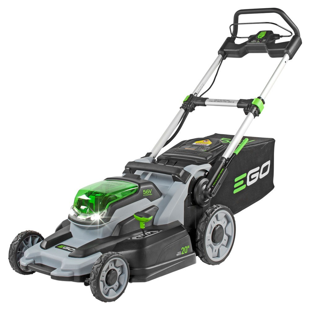 The All New EGO Power+ 56V Lawn Mowers