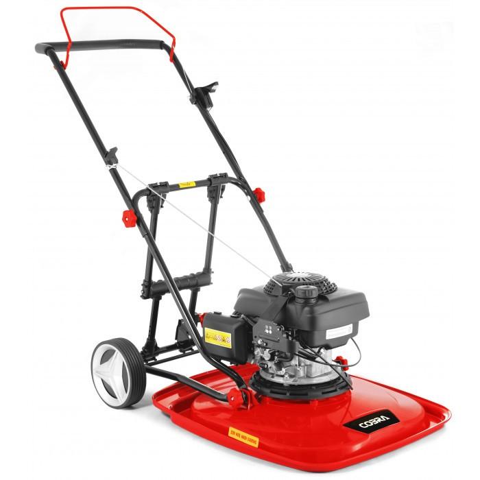 Why buy a Cobra lawn mower?