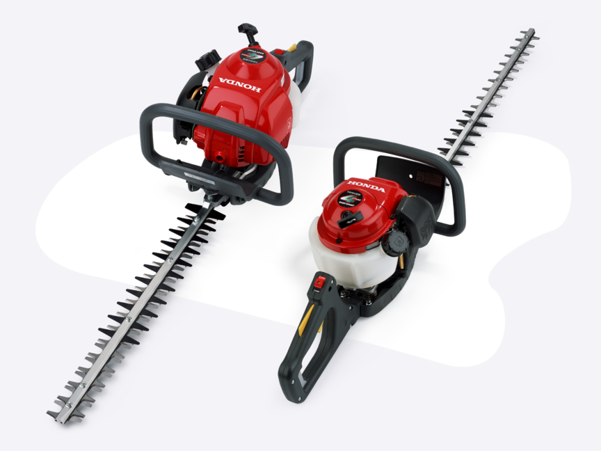 Why Buy a Honda 4-Stroke Hedge Trimmer?