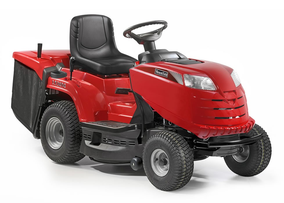 5 Top Quality Low Priced Rear Collecting Garden Tractors