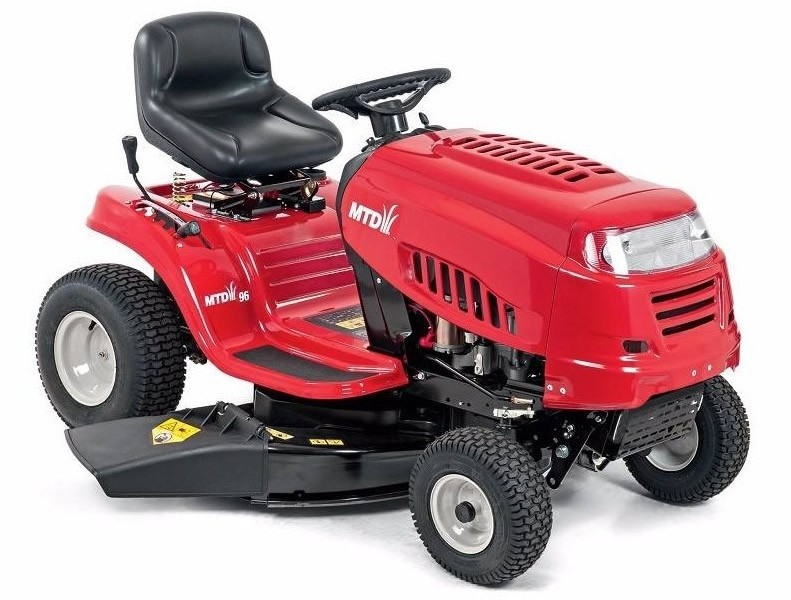 5 Side-Discharge / Mulching Garden Tractors this Summer