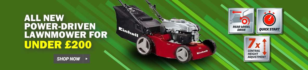 Einhell GC-PM 46/3 S Self-Propelled Petrol Lawn Mower (SPECIAL OFFER)