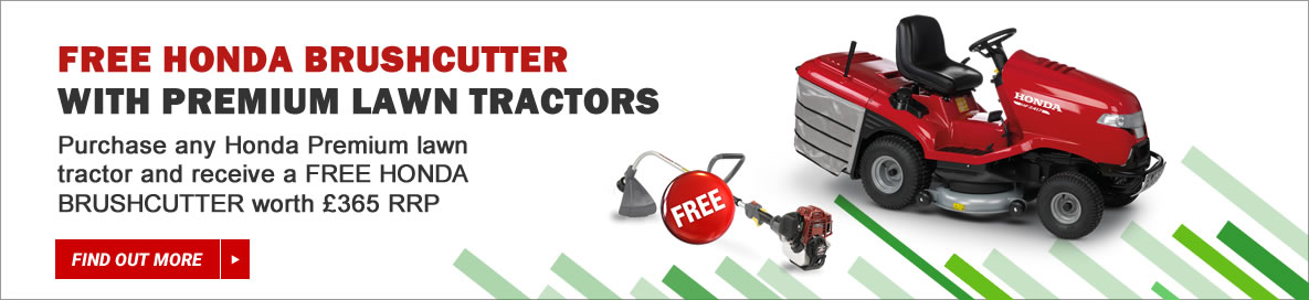 honda trimmer offer banner