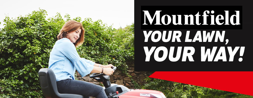 Mountfield - your garden, your way