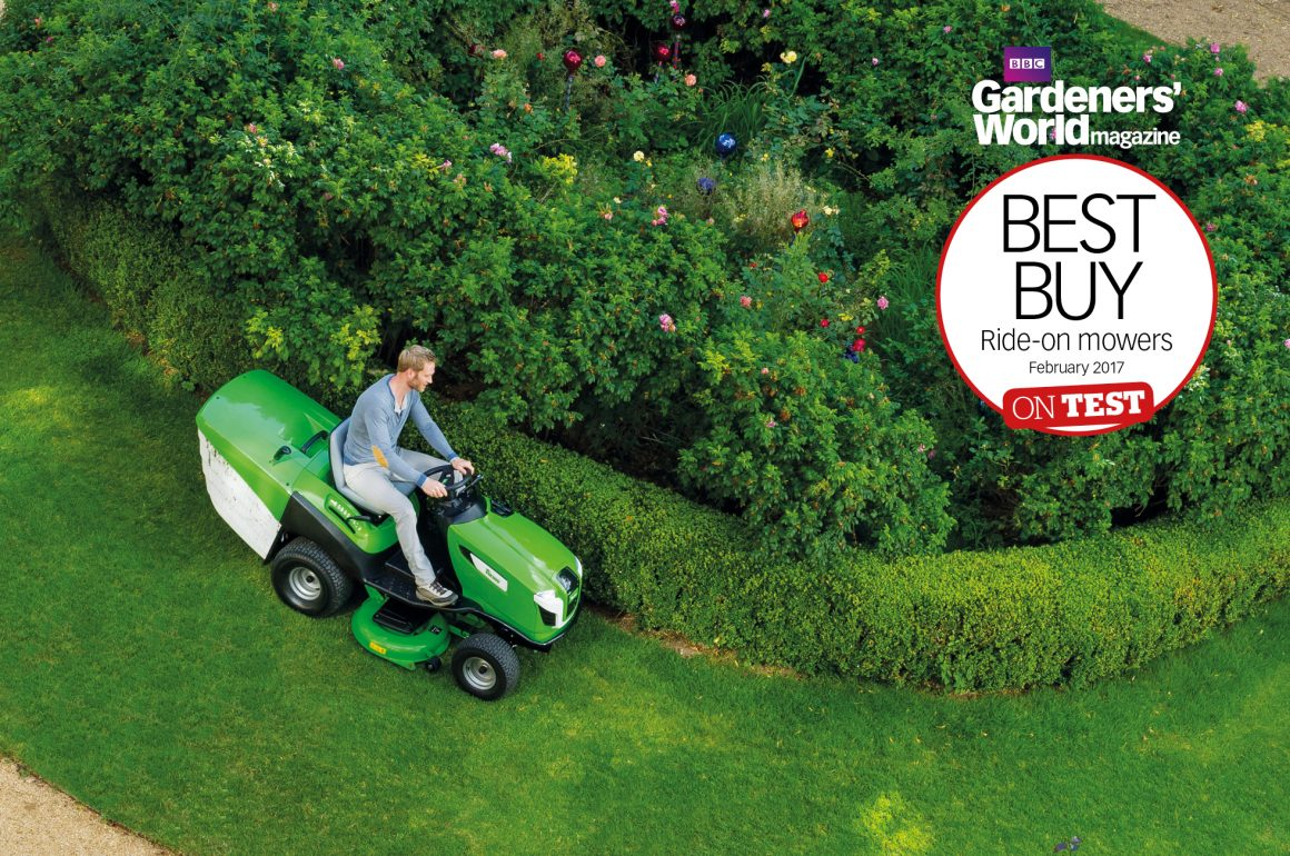 Viking MT 6127 ZL Garden Tractor wins Which Best Ride On Mower 2017