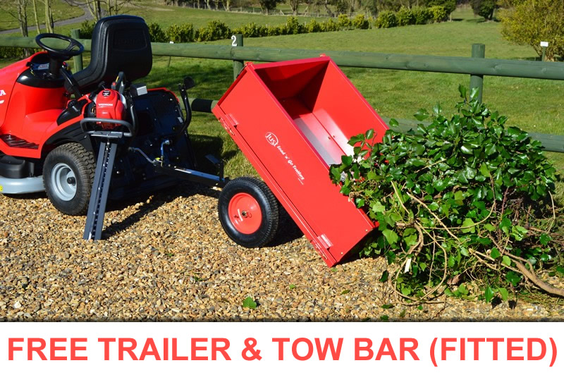 Free Trailer & Tow Hitch