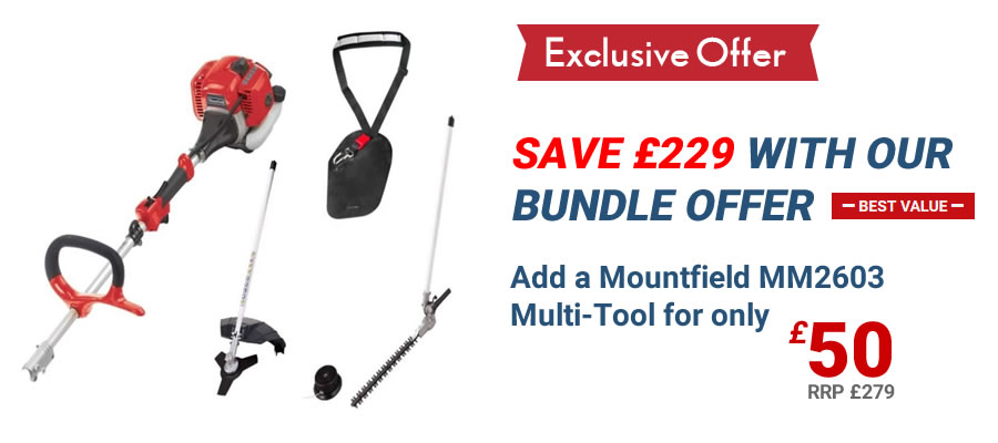 Mountfield bundle offer